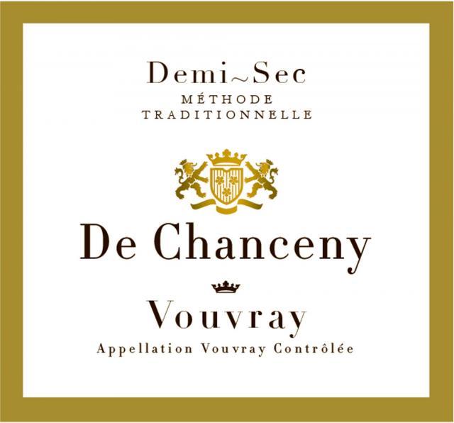 Vouvray Demi Sec De Chanceny