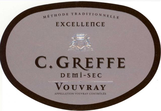 Vouvray Demi Sec Excellence C Greffe