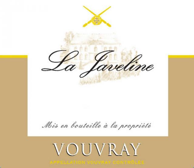 Vouvray Off Dry La Javeline