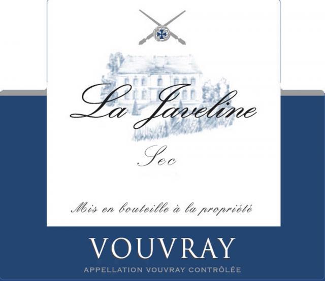 Vouvray Sec Tendre La Javeline