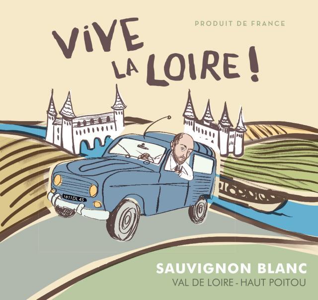 Haut Poitou Blanc Vive la Loire