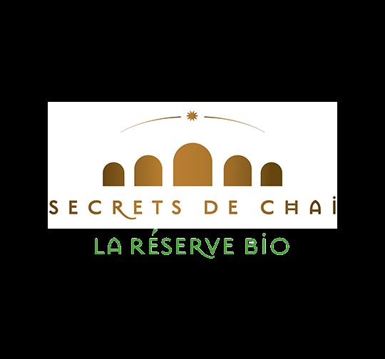 Logo Secrets de Chai - La Réserve Bio