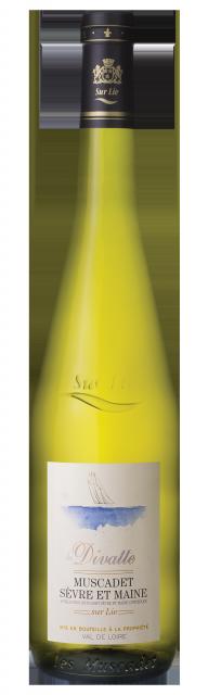 Muscadet Sèvre et Maine Blanc La Divatte