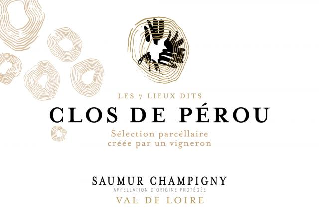 Saumur Champigny Rouge Lieu Dit Clos de Perou