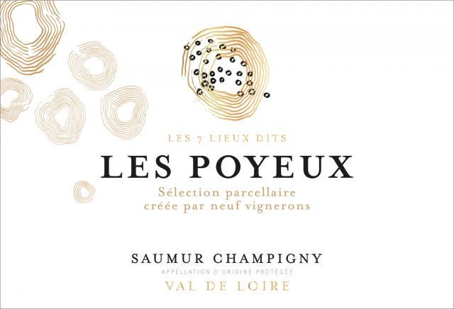 Saumur Champigny Rouge Lieu Dit Les Poyeux