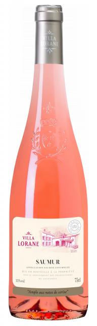 Saumur Rosé