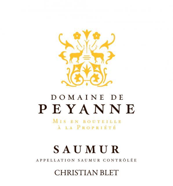 Saumur Rouge Domaine de Peyanne
