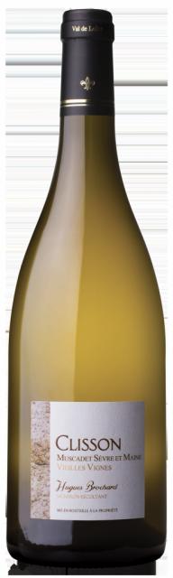 Clisson - Vieilles Vignes, Muscadet Sèvre & Maine - Cru Clisson - Vieilles Vignes, AOC Muscadet Sèvre et Maine, Blanc, 2016