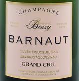 Cuvée Douceur Grand Cru étiquette