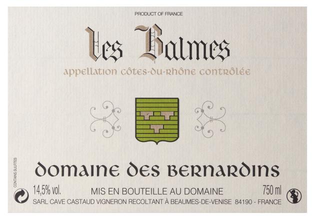 etiquette Balmes