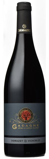 Château Quilex 2016 - professional range - AOP Côtes du Rhône Villages Gadagne - red wine
