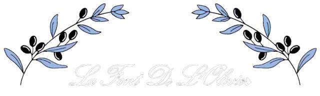 Logo DOMAINE LA FONT DE L'OLIVIER