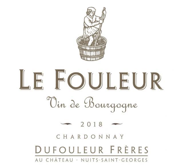 DF   Le Fouleur Chardonnay 2018
