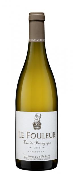 DF   Le Fouleur Vin De Bourgogne Chardonnay 2018   JPEG BD