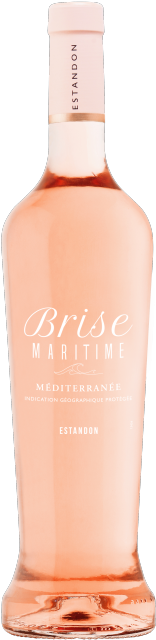 Brise Maritime, IGP  Méditerranée, Rosé, 2019