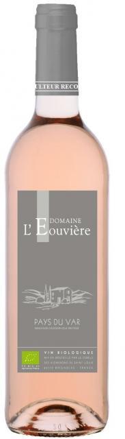 Domaine L'Eouvière Rosé