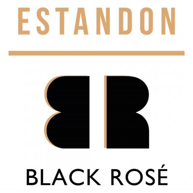 Logo Estandon Black Rosé