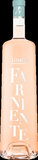 Estandon Farniente, IGP  Méditerranée, Rosé 300cl (Jéroboam)