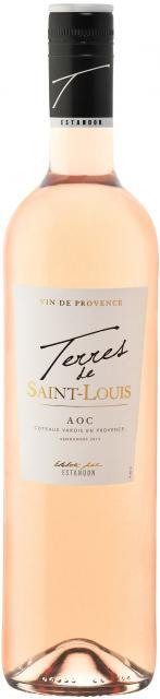 Terres de Saint Louis, AOC Coteaux varois en Provence, Rosé, 2020