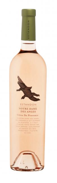Estandon Notre Dame des Anges, AOP Côtes de Provence Notre Dame des Anges, Rosé, 2019