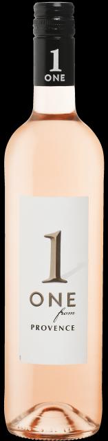 One From Provence, AOP Coteaux varois en Provence, Rosé, 2020