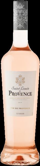 Saint Louis de Provence, AOP Coteaux varois en Provence, Rosé, 2020