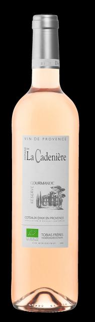 Domaine de La Cadenière - Réserve Gourmande Rosé - Vin Biologique
