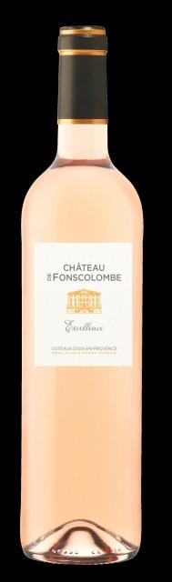 Château Fonscolombe Cuvée Excellence rosé 2020 75cl
