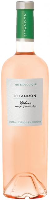 Estandon Retour aux Sources, AOC Coteaux varois, Rosé