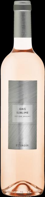 Gris Sublime, IGP Var, Argens Rosé, 2019
