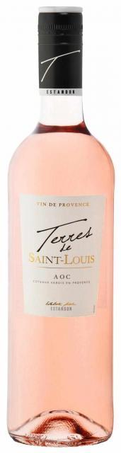Terres de Saint Louis, AOC Coteaux varois en Provence, Rosé, 2019