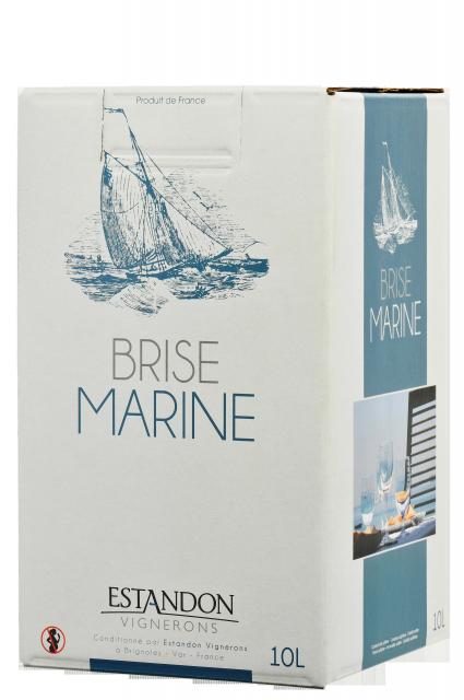 bib Brise Marine rose sans millesime