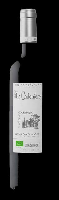 Domaine de la Cadenière - Réserve Gourmande rouge - Vin Biologique