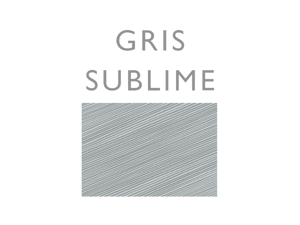 Logo Gris Sublime