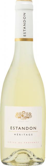 Estandon Héritage, AOC Côtes de Provence, Blanc, 2020