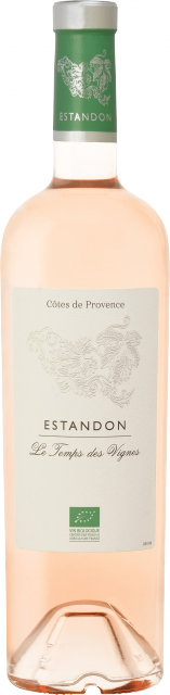 Estandon Le Temps des Vignes rosé 75cl