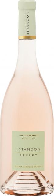 Estandon Reflet, AOP Coteaux varois en Provence, Rosé, 75cl