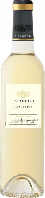 Estandon Tradition, AOC Côtes de Provence, Blanc, 2019