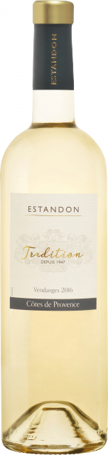 Estandon Tradition blanc 75cl