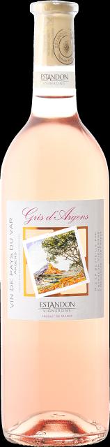 Gris d'Argens Rosé, 75cl
