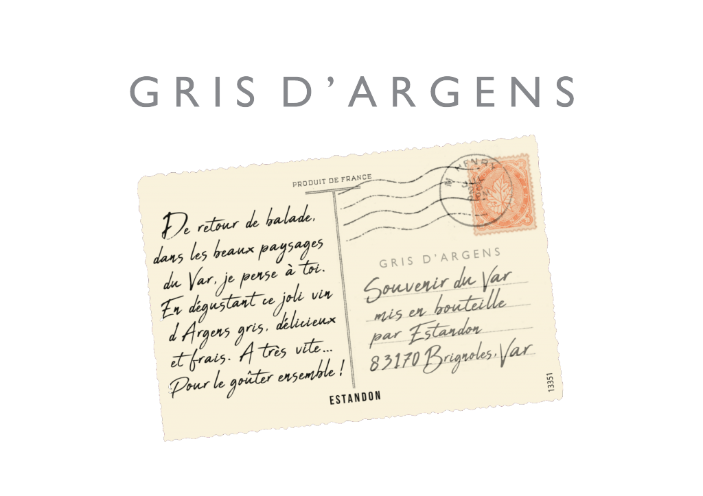 Logo Gris d'Argens