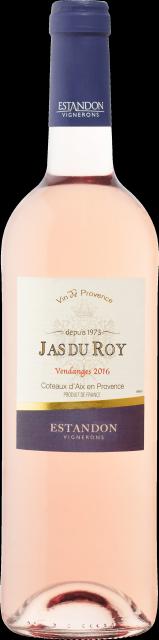 TERRES NOBLES Jas du Roy Rosé 2017