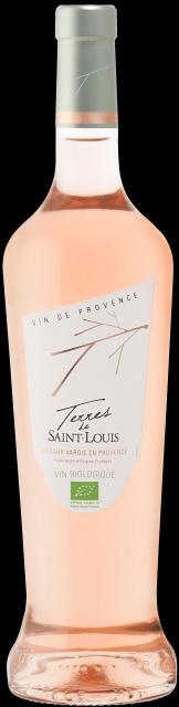 Terres de Saint Louis, AOP Coteaux Varois en Provence rosé 2020, 75cl VIN BIOLOGIQUE