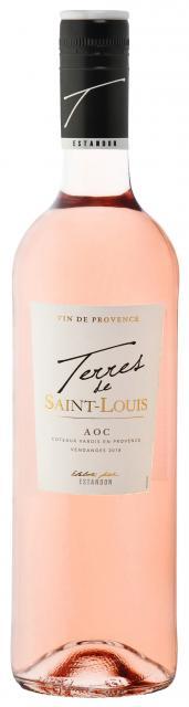 Terres de Saint Louis, AOC Coteaux varois en Provence, Rosé, 2018