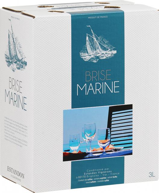 Brise Marine Bag In Box 3L vue 2