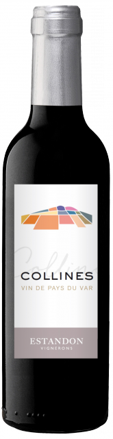 Collines, Rouge 37,5cl
