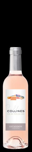 Collines rosé 37,5