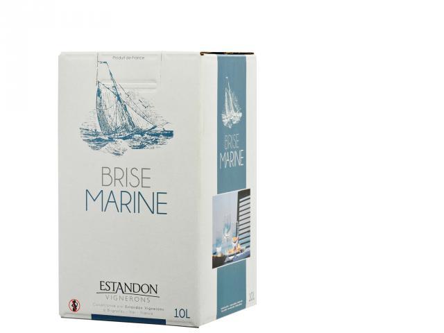 PFV chr Brise Marine bib 10L
