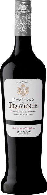 Saint Louis de Provence Rouge