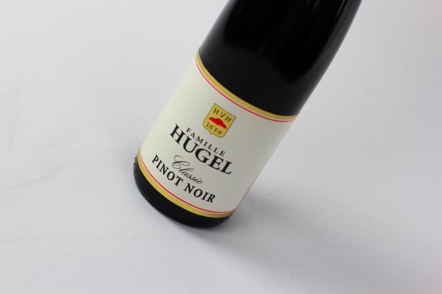 HUGEL CLASSIC PINOT NOIR etiquette1